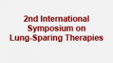 2nd International Symposium on Lung-Sparing Therapies
